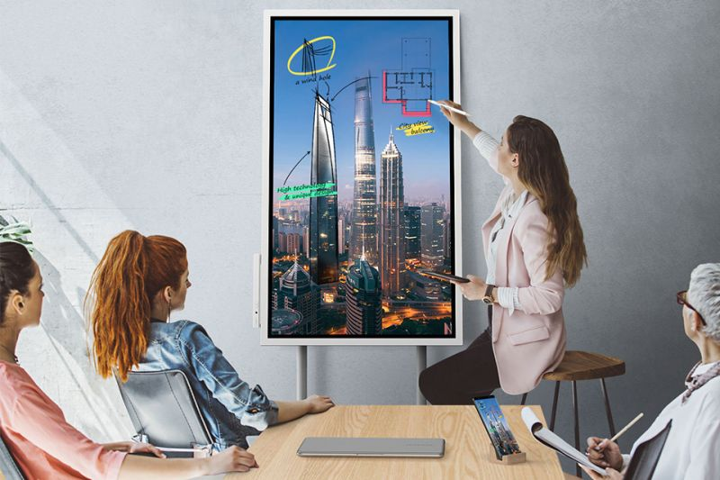 Samsung Flip Prezentacja Profesjonalna prezentacja Twojej pracy!