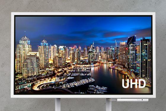Samsung Wyświetlacz Flip Precyzyjne wyświetlanie obrazów!